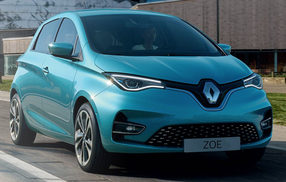 OMD analyses air pollution for Renault Zoe smart media campaign
